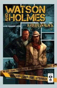 Watson and Holmes cover