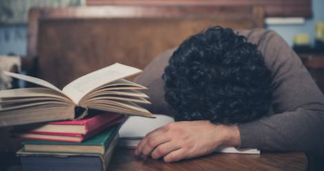How Not To Fall Asleep While Reading