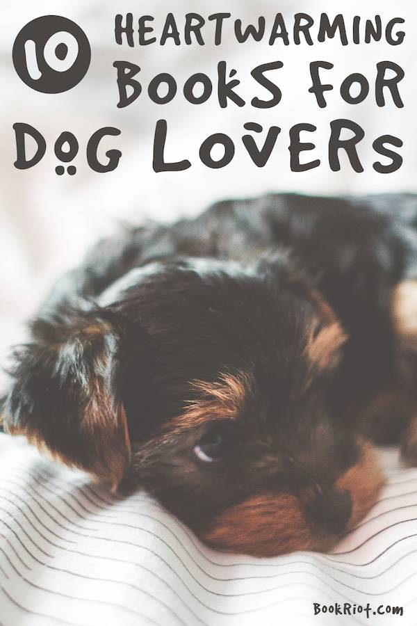 10 Heartwarming Books for Dog Lovers BR