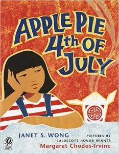 Apple Pie Fourth of July Janet Wong