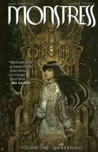 Monstress Vol. 1 by Marjorie Liu and Sana Takeda