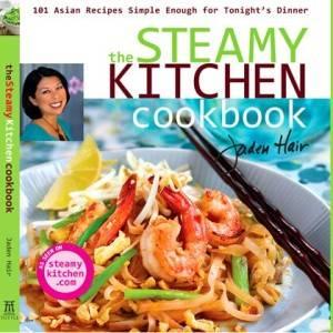 Steamy Kitchen Cookbook by Jaden Hair