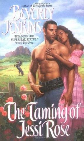 The book that turned me into my mom: The Taming of Jessi Rose