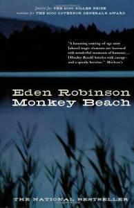 Monkey Beach by Eden Robinson cover