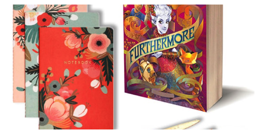 Weekend Giveaway: FURTHERMORE by Tahereh Mafi