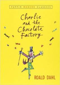 Cover of Charlie and the Chocolate Factory by Roald Dahl