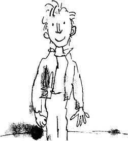 Charlie Bucket illustration by Quentin Blake