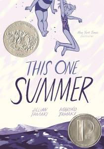 This One Summer by Jillian Tamaki and Mariko Tamaki cover