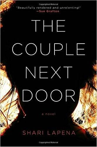 The Couple Next Door by Shari LePena