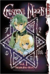 Cover of Crescent Moon volume 1
