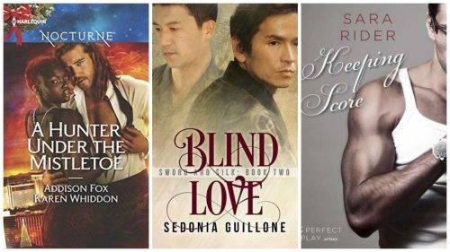 November 2016 Diverse Romance Collage