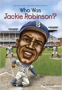 who-was-jackie-robinson-book