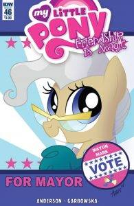 My Little Pony: Friendship is Magic 46 - Election issue