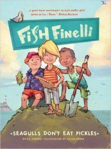 fish-finelli-series-by-e-s-farber-illustrated-by-jason-beene