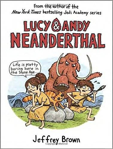 Lucy and Andy Neanderthal cover image