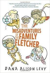 the-misadventures-of-the-family-fletcher-by-dana-alison-levy