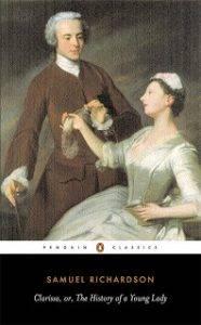 Clarissa by Samuel Richardson