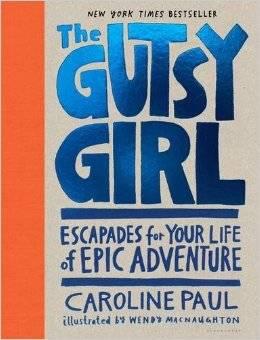 gutsy girl by caroline paul book cover