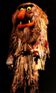 Sweetums, the Doge of the Muppet world