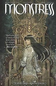 Monstress by Marjorie Liu