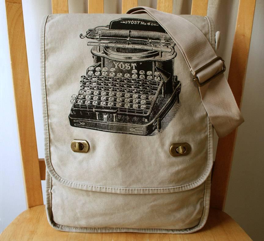 typewriter-messenger-bag