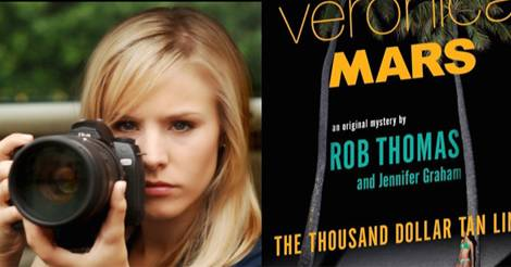 Image result for Veronica Mars Books