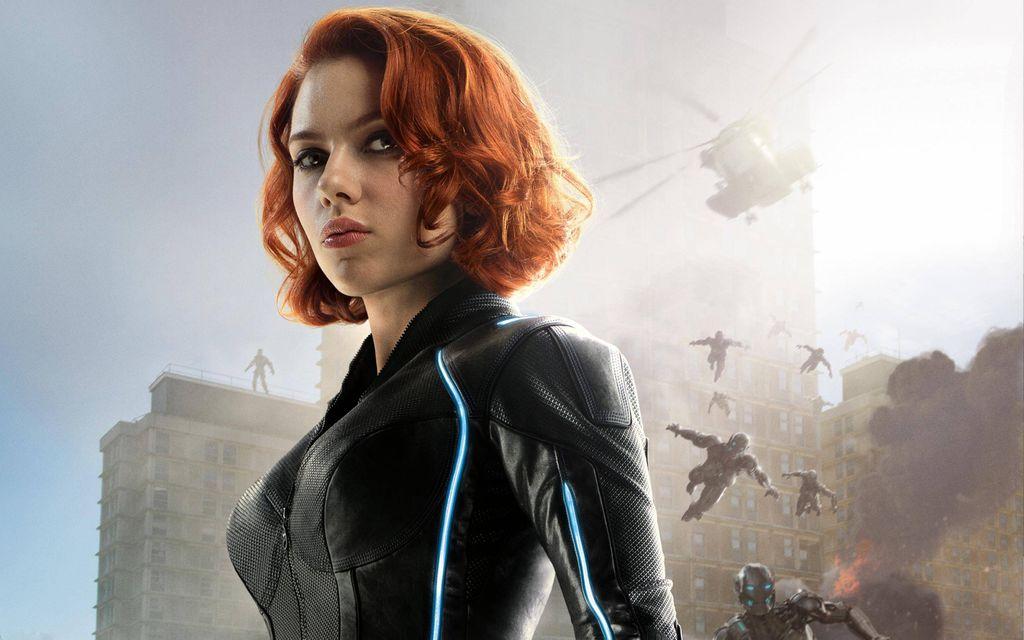 Black Widow. Scarlet Johansson. Avengers: Age of Ultron.