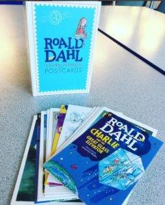 Roald Dahl Postcards