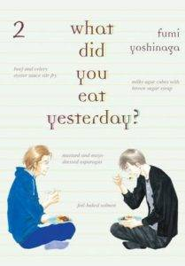 what did you eat yesterday volume 2