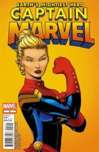 Captain Marvel #2 (2012)