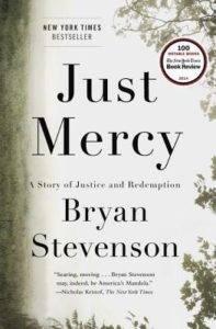 Just Mercy by Bryan Stevenson