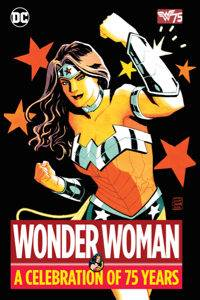Wonder Woman: A Celebration of 75 Years cover