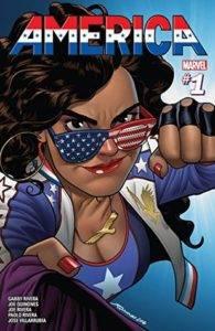 America #1 by Gabby Rivera