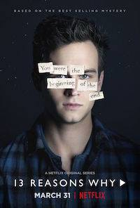 13 reasons why netflix poster
