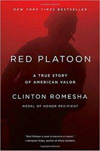 Red Platoon Book Cover