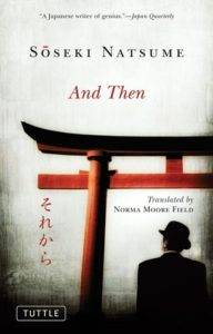 And Then by Natsume Soseki