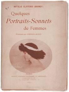 Photo of QUELQUES PORTRAITS-SONNETS DE FEMMES