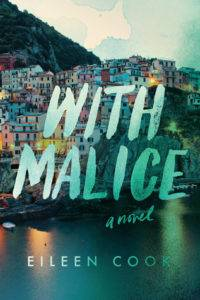 With Malice by Eileen Cook book cover