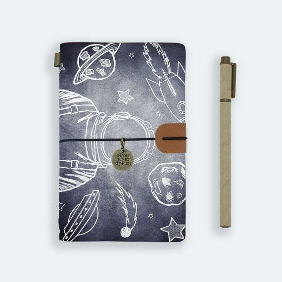 Books in Space! Astronaut Journal