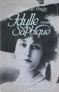 Cover of Idylle Saphique by Liane Pougy