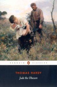cover of Jude the Obscure by Thomas Hardy