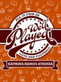 We Played by Katrina Ramos Ztienza cover