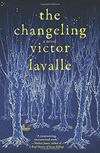 Book cover of The Changeling by Victor LaValle