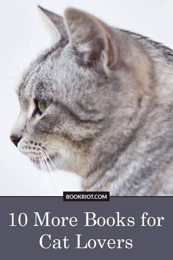 Love your kitty? Check out these amazing books for feline fanatics.