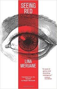 Seeing Red Lina Meruane cover