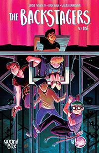 Tynion Backstagers Cover