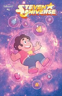 Katy Farina Steven Universe Cover