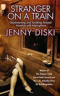 Diski Stranger on a Train cover in 100 Must-Read Travel Books | Book Riot