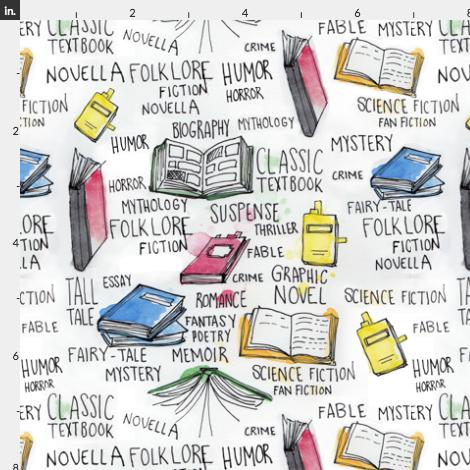 Fabric Books Genres