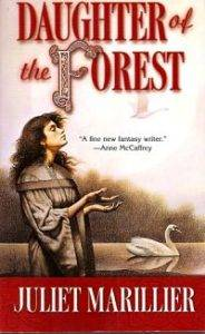 Book cover for Daughter of the Forest by Juliet Marillier in 7 Dark Fairytale Reads